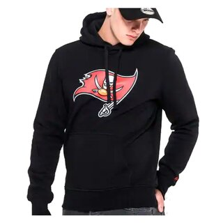 New Era NFL Team Logo Hoodie Tampa Bay Buccaneers