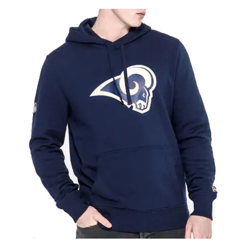 New Era NFL Team Logo Hood Los Angeles Rams navy