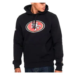 New Era NFL Team Logo Hoodie San Francisco 49ers