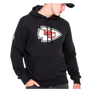 New Era NFL Team Logo Hoodie Kansas City Chiefs