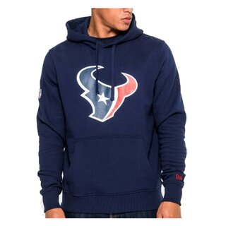 New Era NFL Team Logo Hoodie Houston Texans