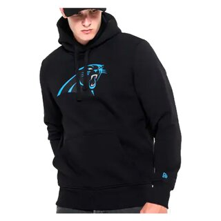 New Era NFL Team Logo Hoodie Carolina Panthers