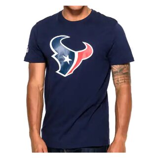 New Era NFL Team Logo T-Shirt Houston Texans