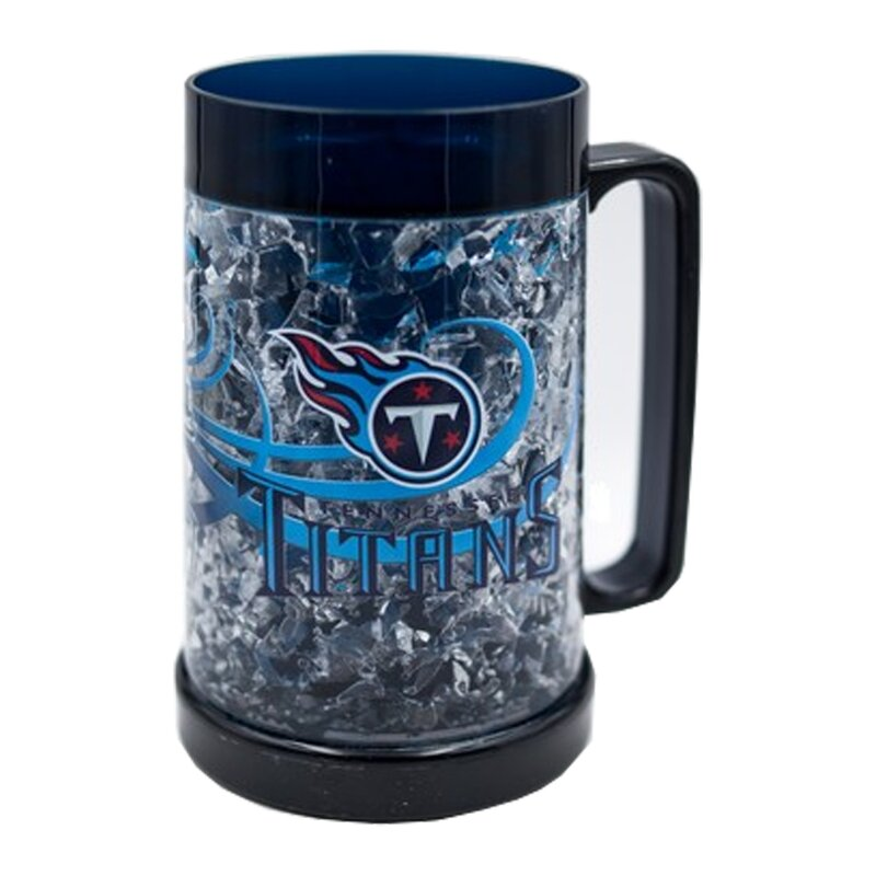 NFL Tennessee Titans Full Color Freezer Mug Krug