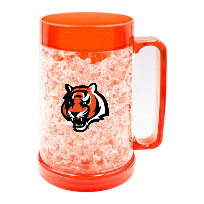 NFL Cincinnati Bengals Full Color Freezer Mug Krug