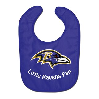 NFL Baltimore Ravens Team Color All Pro Little Fan Baby...