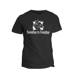 Sunday is Funday Touchdown Shirt