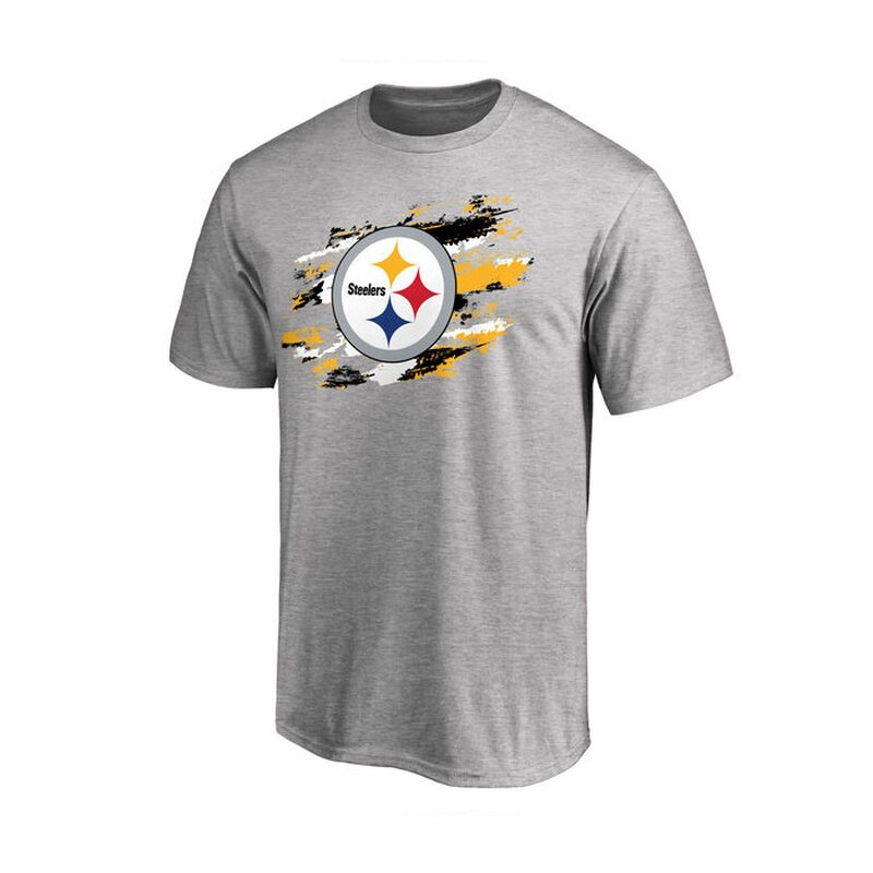 Pittsburgh Steelers NFL Teamfarben Fan Shirt