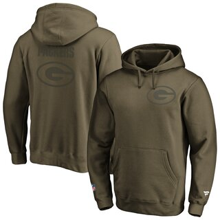 Fanatics NFL Green Bay Packers Logo Hoodie